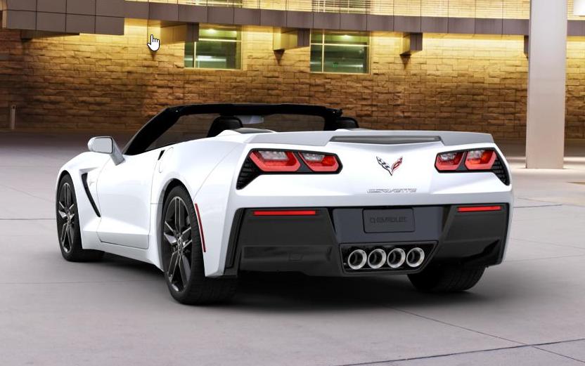 White Corvette Stingray >> 2014 C7 Corvette Stingray | Corvette Madness