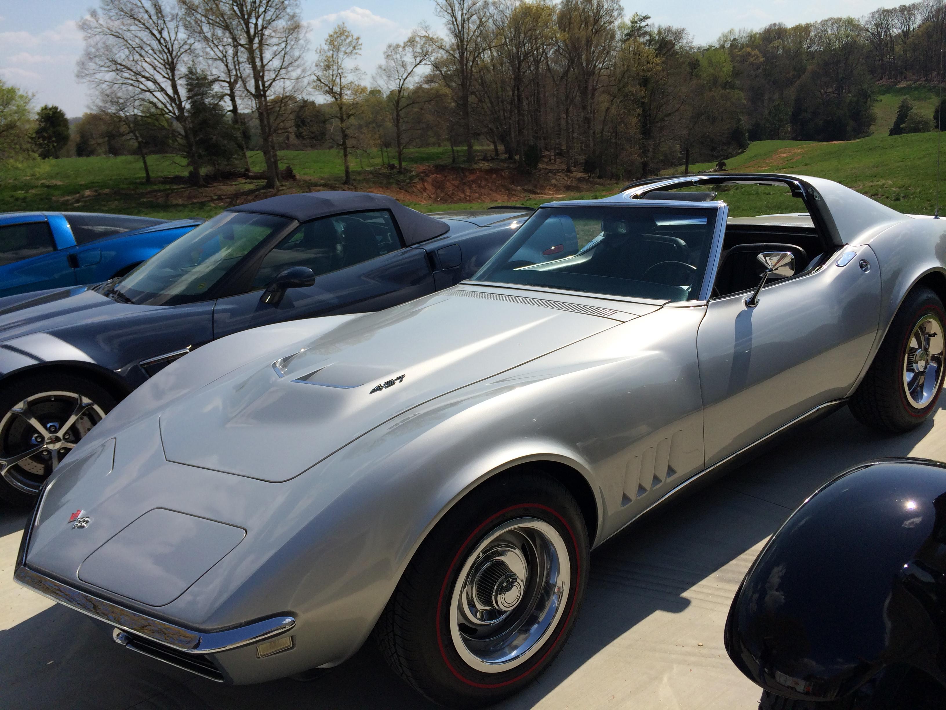 Queen City Corvette Club Corvette Madness
