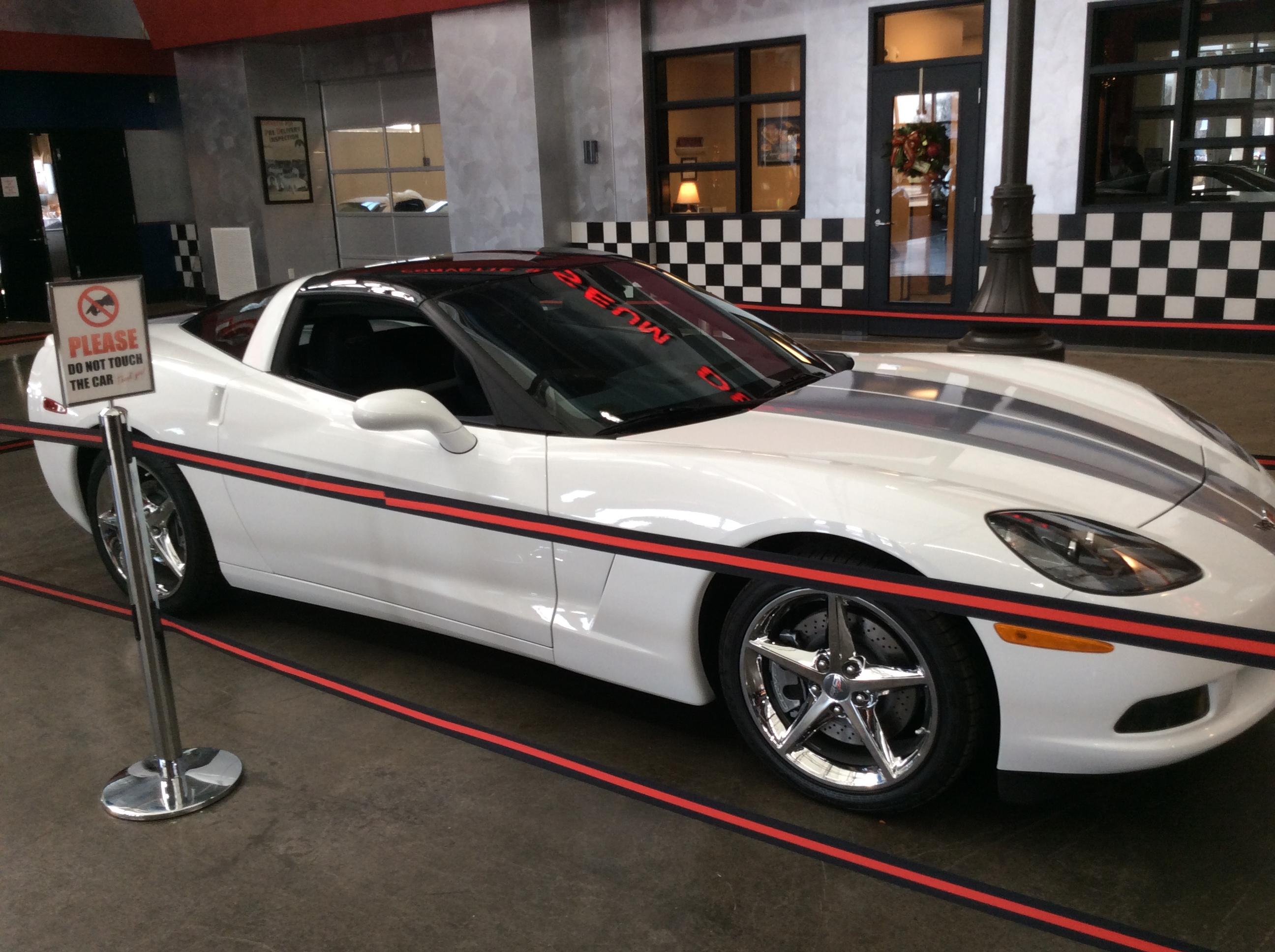 national corvette museum raffle corvette madness. Cars Review. Best American Auto & Cars Review